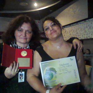 TROFEE Violeta Barla,Pachis Mariana