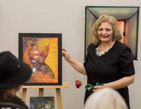 Expoziția Ferestrele MariAnei Pachis la Galeriile Sabion